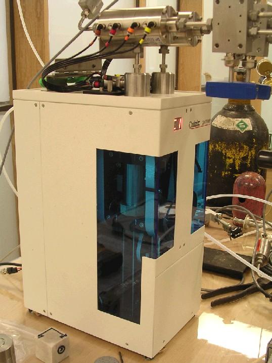High-Precision, High-Pressure Syringe Pumps