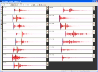 Seismic Processing Software