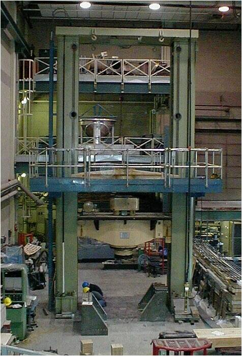 Structural Testing Laboratory : Structural testing facility department of civil