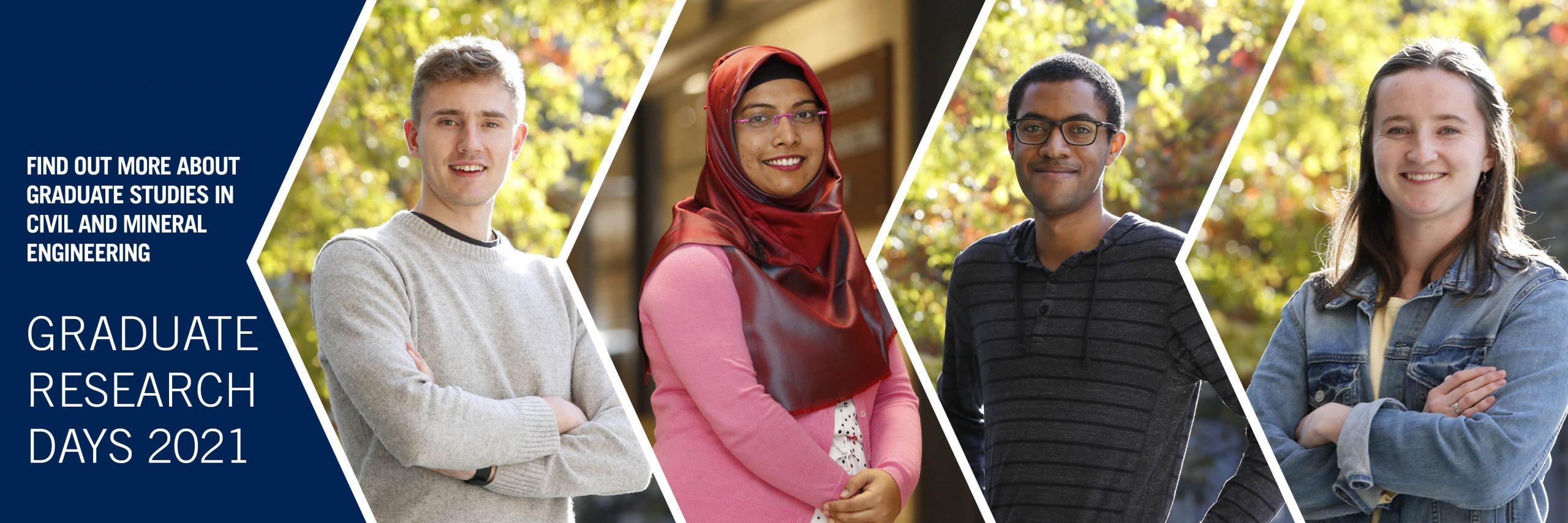 Student Testimonials for GRD 2021
