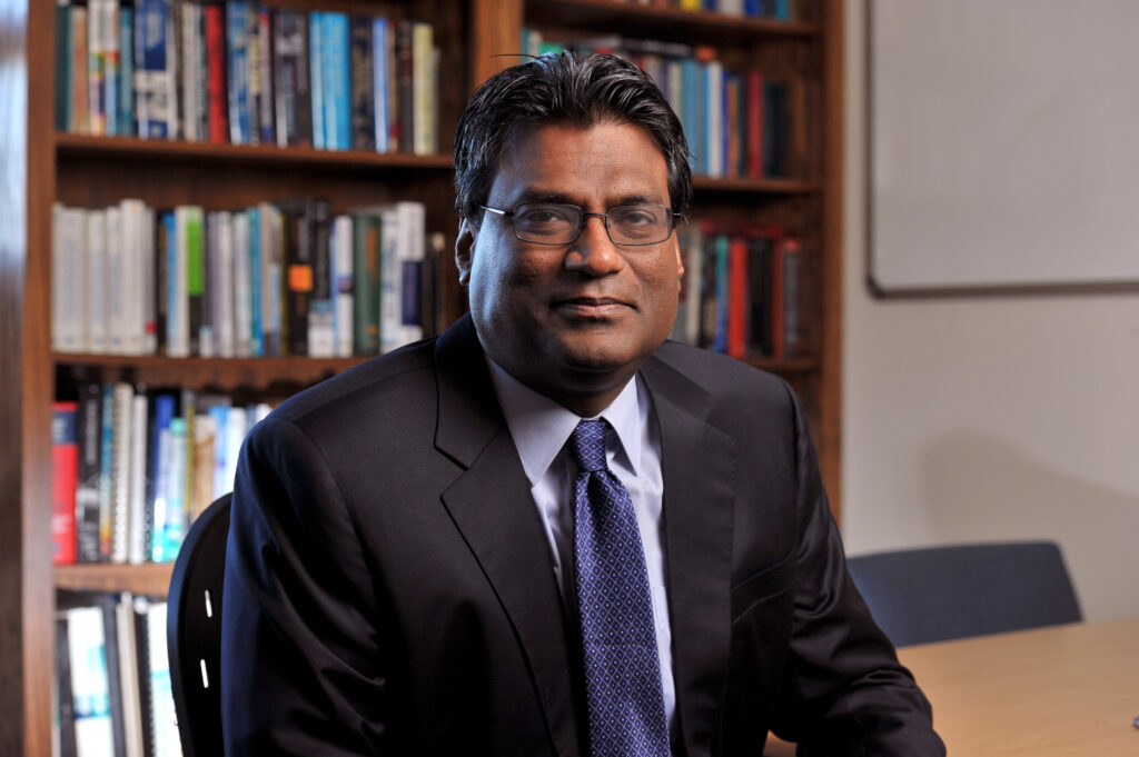 Distinguished Lecture by Prof. Harindra Joseph Fernando
